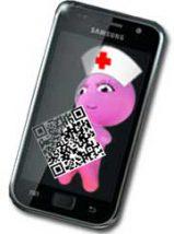 QR code en cas d'urgence médicale