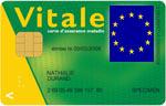 Obtenir la carte vitale europe