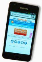 Comparateur mutuelle mobile