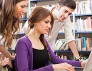 Etudiants à la recherche d'une mutuelle